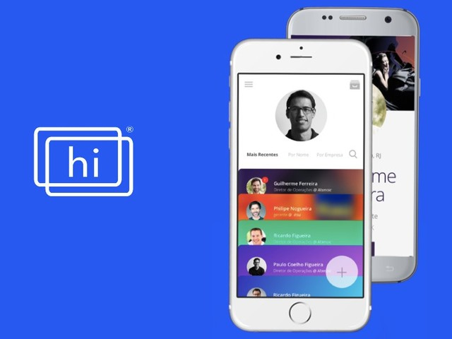 Hi App: cartão de visitas 100% digital promete acabar com versão tradicional em papel