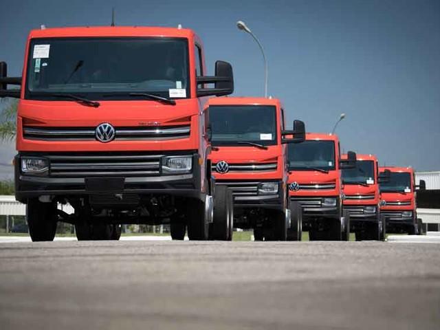 Caminhão leve: Volkswagen Delivery 13.180 chega ao mercado