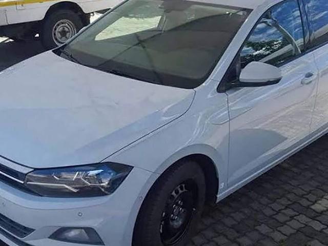Futuro nacional, Volkswagen Polo 2018 tem foto divulgada