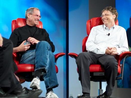 Há 21 anos, Apple foi salva ao receber investimento milionário da Microsoft