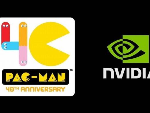 Pac-Man comemora aniversário de 40 anos com visual atualizado por IA da NVidia