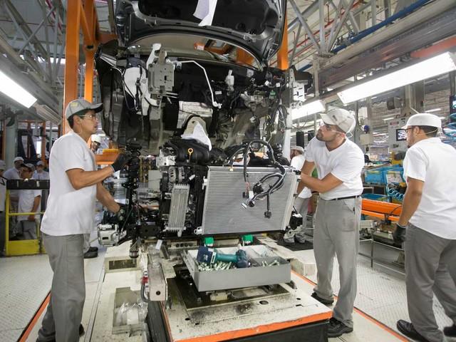 Nissan inaugura segundo turno em Resende (RJ)