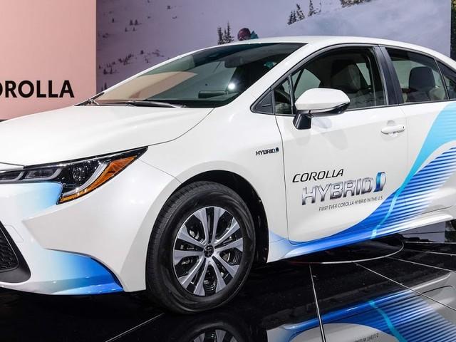 Toyota Corolla Híbrido: consumo médio de 22 km/l (EUA)
