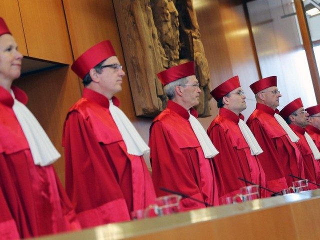 Bundesverfassungsgericht fordert drittes Geschlecht im Geburtenregister