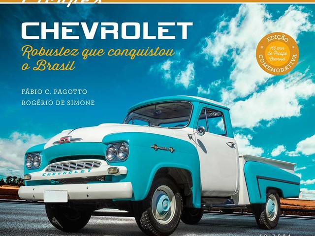 Nostalgia: Histórias das picapes Chevrolet são retratadas em livro