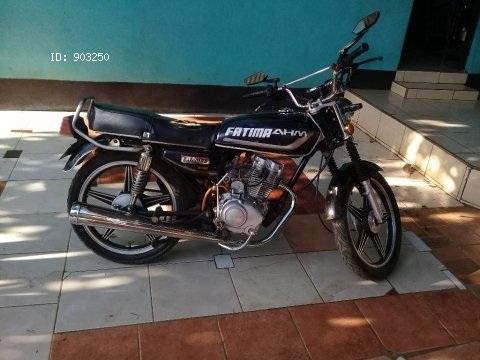 Vendo Moto AHM Mensajera 125 cc. Negociable