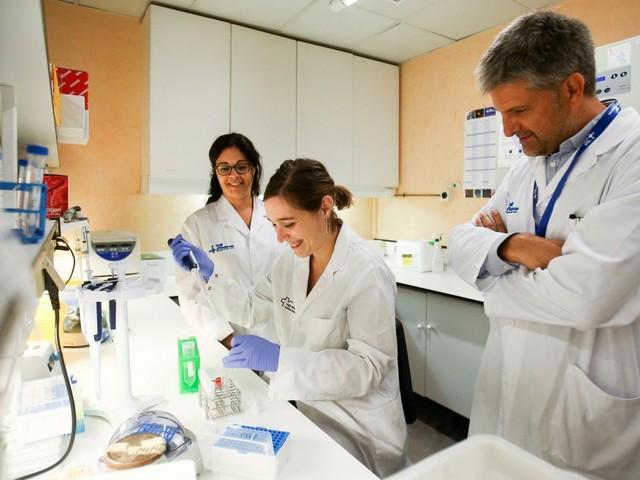 Investigadores del Vall d'Hebron descubren que un fármaco oncológico elimina las células que reactivan el VIH