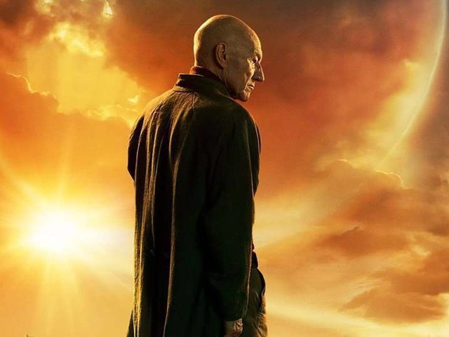 """Derivado de """"A Nova Geração"""", """"Star Trek: Picard"""" ganha primeiro trailer"""