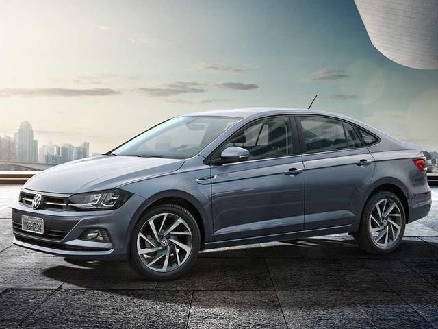 Volkswagen Virtus chega ao mercado com preços entre R$ 59.990 e R$ 79.990