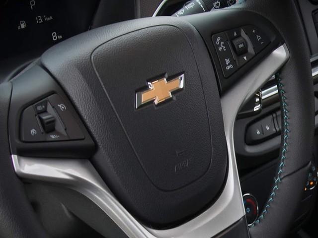 Novo Chevrolet Spin 2019: 1ª foto do interior revelada