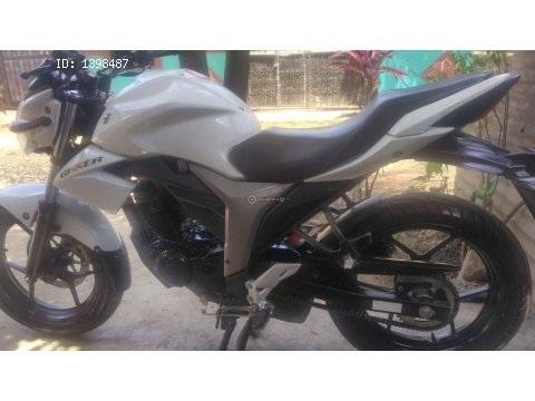 moto susuki gixxer 155