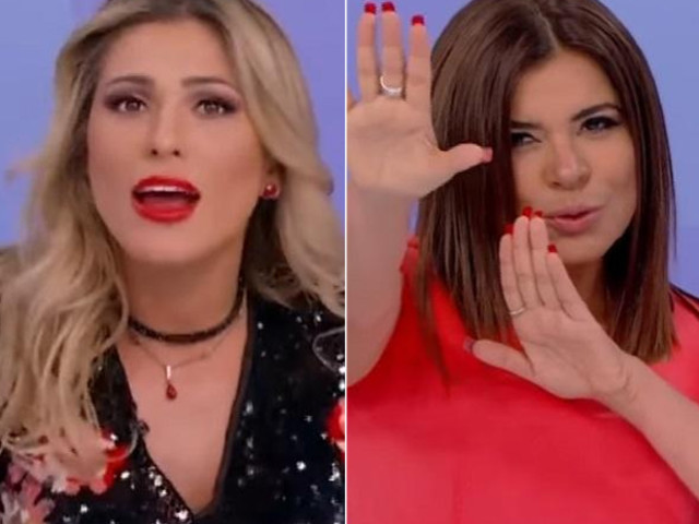 Lívia Andrade confirma não gostar de Mara Maravilha