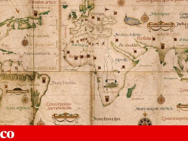 Pedro Nunes e a distância de Lisboa à Índia