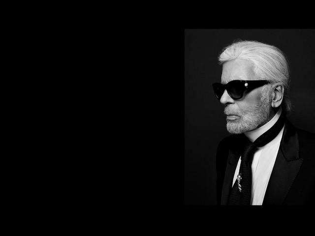 Karl Lagerfeld, o mais prolífico estilista de todos os tempos