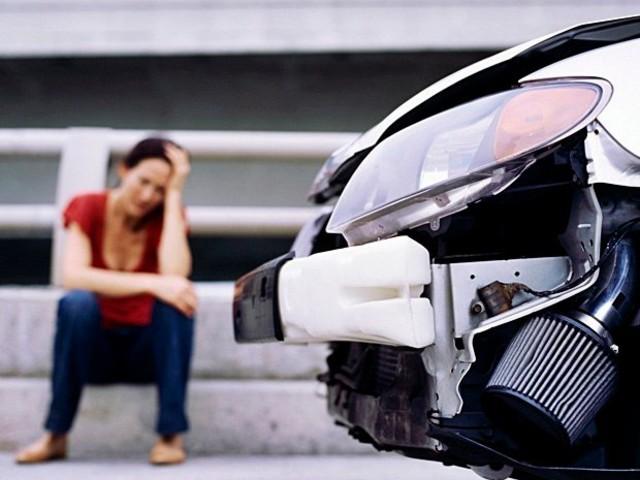 Saiba o que fazer em caso de colisão no trânsito