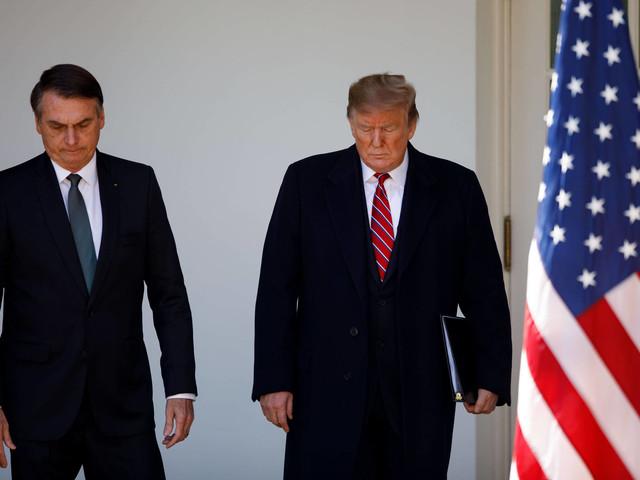 Relações exteriores | Apesar da promessa de Trump, Brasil não espera apoio formal à entrada na OCDE