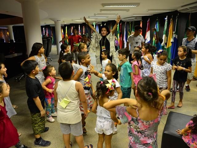Manaus tem programação cultural gratuita de férias em julho; confira