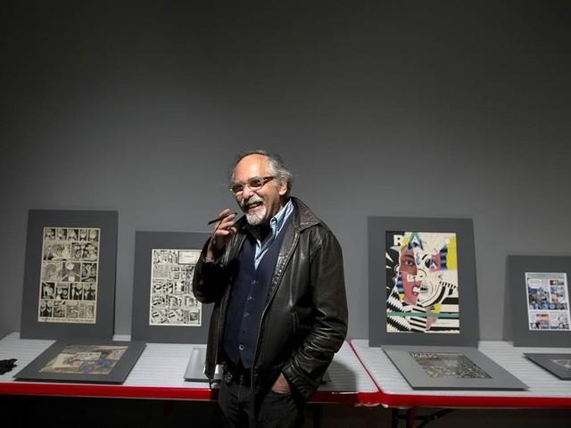 Art Spiegelman acusa Marvel de censura em texto por referência a Donald Trump