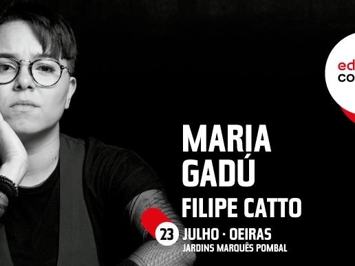 Maria Gadú em Oeiras
