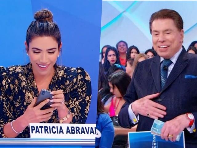 Silvio Santos expõe ficha do marido de Patrícia Abravanel, que liga para ele e tem surpresa surpreendente