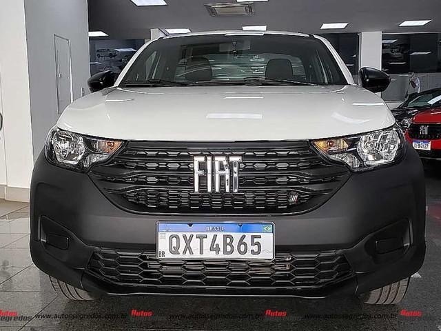 Fiat Strada Endurance Cabine Plus 2021: veja em detalhes a versão mais barata da picape
