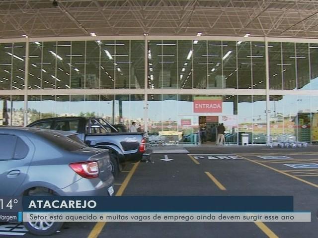Atacarejos ganham espaço e setor de supermercados estima 7,3 mil postos de trabalho em MG