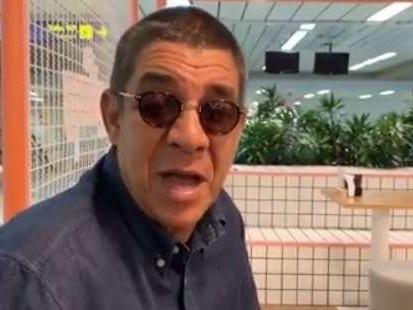 """""""Estou bem vivo!"""", diz Zeca Pagodinho após boatos de morte"""