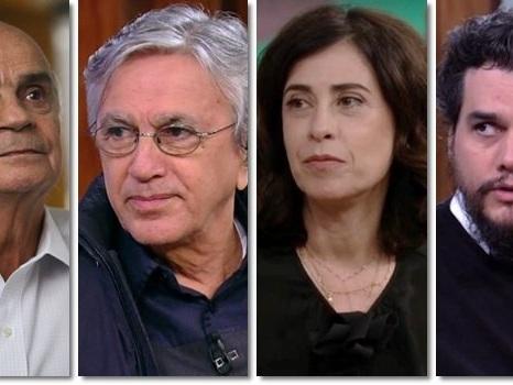 Manifesto contra Bolsonaro é assinado por Drauzio Varella e Caetano Veloso