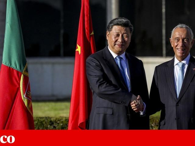 Dois dias depois da queda da OPA à EDP, Marcelo desembarca tranquilo na China