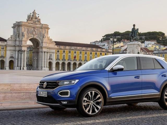 Volkswagem T-ROC: preços partem de R$ 88,5 mil - Portugal