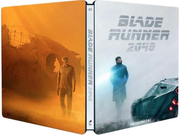 TÁ LÁ! SteelBooks de Blade Runner 2049 e DUNKIRK em pré-venda no BRASIL IL IL!