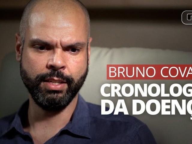 Bruno Covas é extubado após sangramento no estômago ser contido