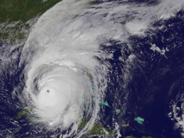 Furacão Irma filmado do espaço – Imagens impressionantes