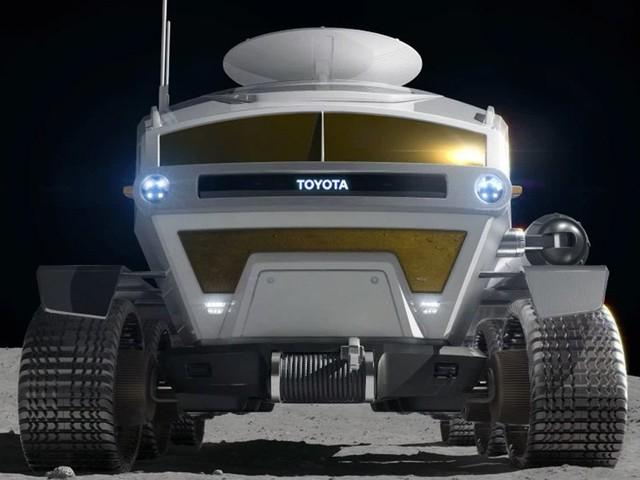 Agência japonesa fecha acordo com a Toyota para criação de veículo lunar