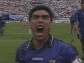 1994. O brasileiro infiltrado na Argentina, do dopado Maradona. E as loucuras dos gregos