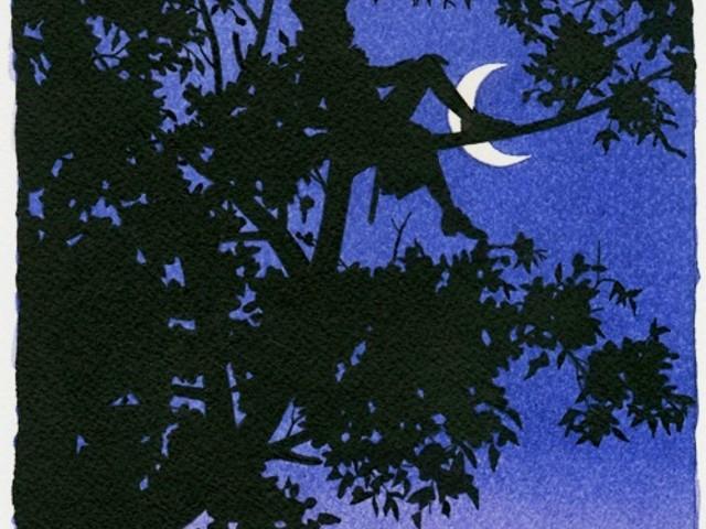 Medo do escuro, poesia de Helena Lima