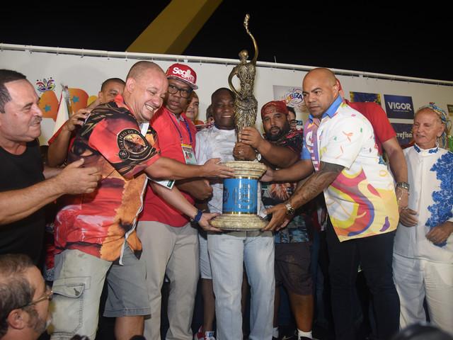 Estácio de Sá Win Promotion to Grupo Especial at Rio's 2019 Carnival