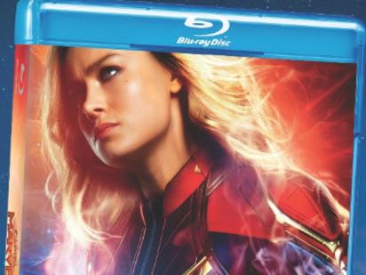 RUMOR: SteelBook de Capitã Marvel no Brasil