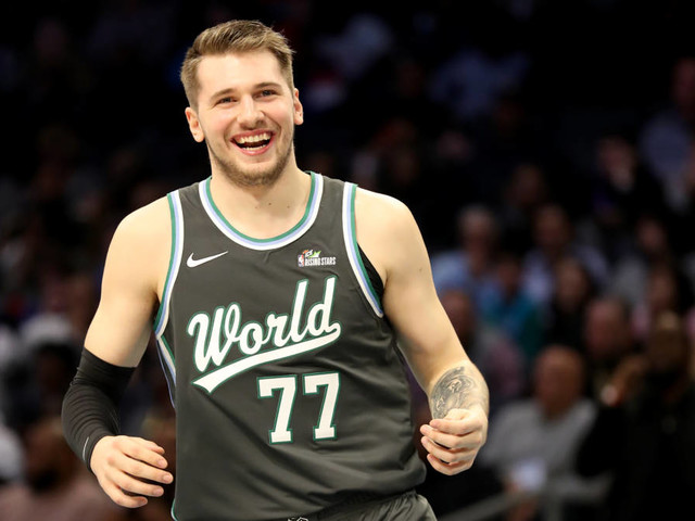 Doncic vive expectativa de substituir Anthony Davis no All Star Game
