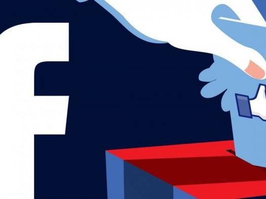 Funcionários do Facebook se opõem à nova política de fake news da plataforma