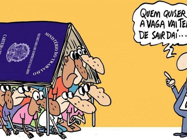 Bolsonaro vai criar trabalhadores de 2ª classe e com menos direitos