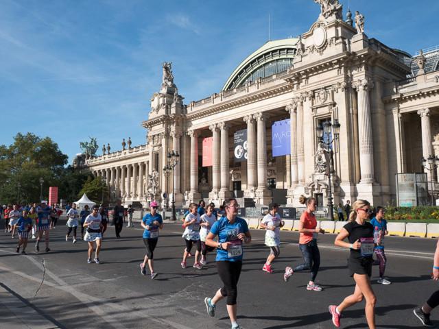 Corridas em Paris no 2° semestre de 2019