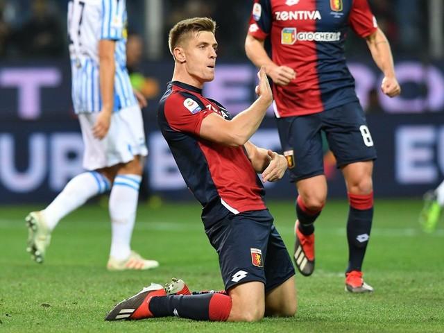 Reunião entre diretores de Milan e Genoa pode definir venda de Piatek