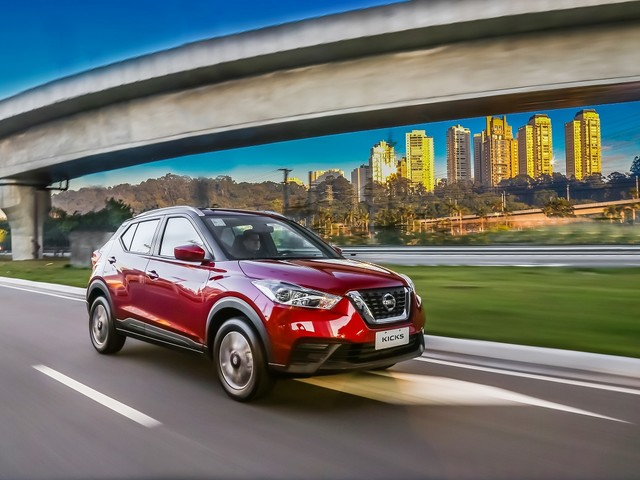 Nissan Kicks 1.6 S CVT chega por R$ 79.200