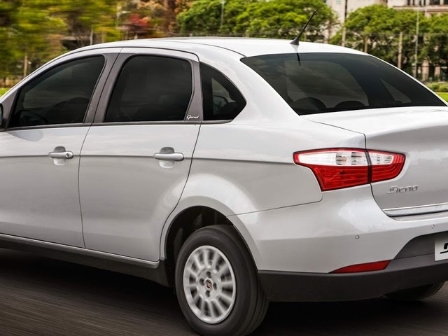 Fiat Grand Siena 2018: elevação de preços - Junho/2018