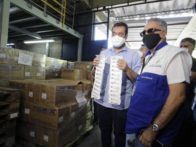 Estado do Rio começa vacinação na quarta-feira; grupos da primeira etapa ainda serão definidos