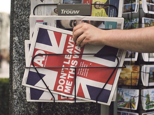 Brexit: mayor de Londres pede segundo referendo