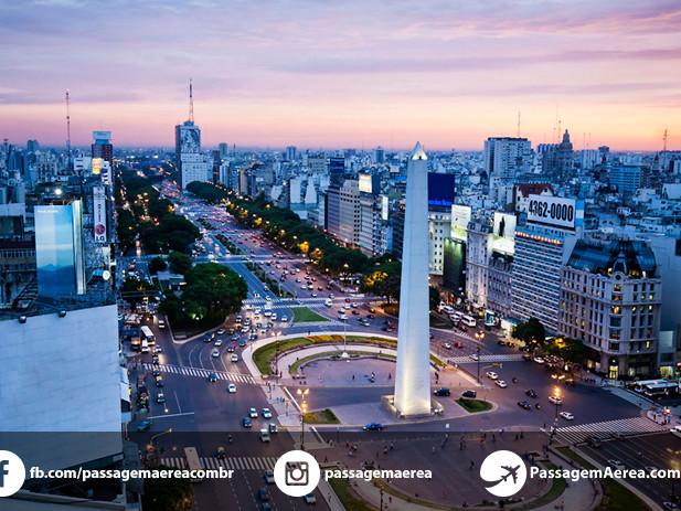 Promoção de Passagem Aérea para Buenos Aires