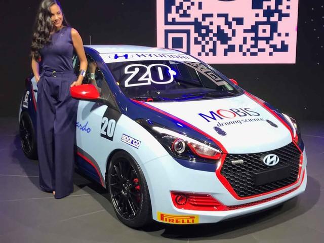 Salão do Automóvel 2018: Hyundai lança a categoria de corrida HB20 Motorsport