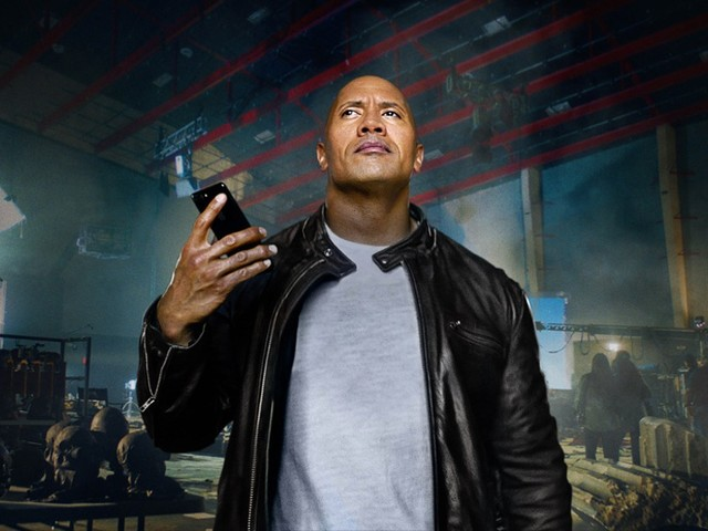 "Em ""Dominate Your Day"" Apple quer te convencer a usar mais a Siri, como The Rock"